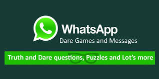 Funny Truth Or Dare Questions for whatsapp